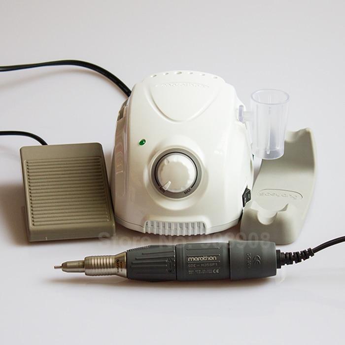 Professionaalne maniküür-pediküür - hambaravi täppisdetailide - Elektrilised tööriistad - Foto 5