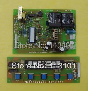 Microcomputer Control Panel for Soft Ice Cream Machine, replacement parts