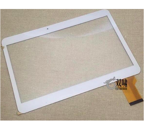 New Touch Screen For 10.1 Excelvan MT-10 tablet Capacitive touch panel Digitizer Glass Sensor replacement Free Shipping new 10 1 tablet pc for 7214h70262 b0 authentic touch screen handwriting screen multi point capacitive screen external screen