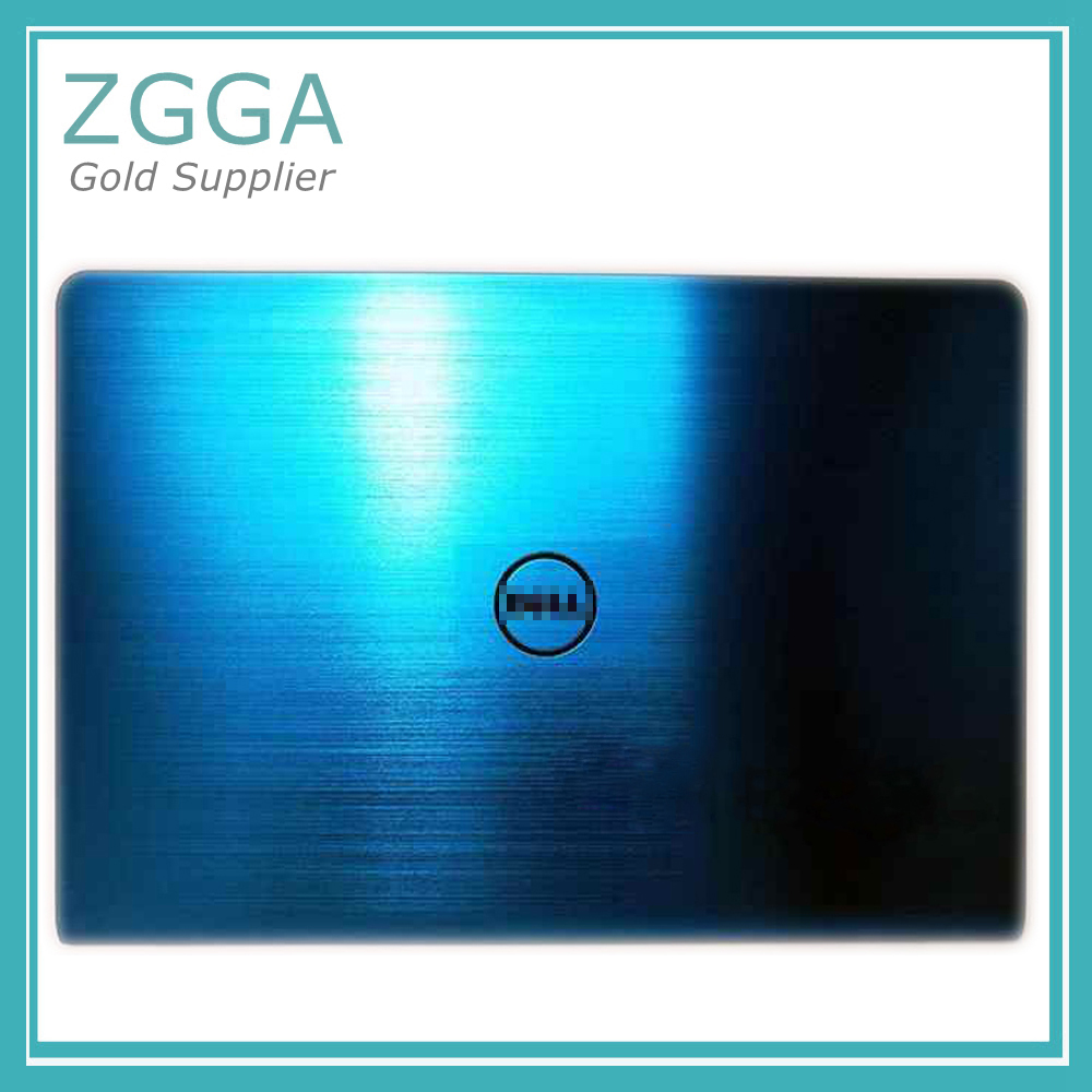 Genuine NEW For Dell Laptop 15-5000 5547 5548 5545 5557 15M LCD Rear Lid Top Case Cover Back Shell Blue 0CNR1F CNR1F 74V6K