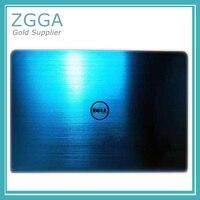 Genuine NEW For Dell Laptop 15 5000 5547 5548 5545 5557 15M LCD Rear Lid Top Case Cover Back Shell Blue 0CNR1F CNR1F 74V6K