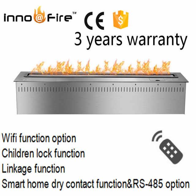 18 cal wifi prawdziwy ogień, automatyczne, inteligentne