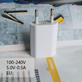 Multifunction Usb Eu Wall Charger Plug 5V Ac White Micro Usb Power Adapter For Iphone 6/6s 6/6splus For Xiaomi Adaptador Usb