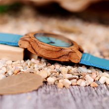 WSW Wood-Style Quartz Watches – Blue Sky Lovers 2411.5