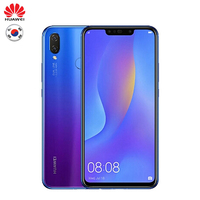 Huawei Nova 3i Global Version Firmware Optional Smartphone 4G RAM 128G ROM 6.3 inch Kirin 710 Octa Core Android 8.1 Mobile Phone