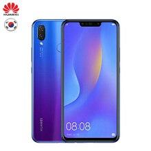 Huawei Nova 3i Global Version Firmware Optional Smartphone 4G RAM 128G ROM 6.3 i