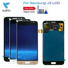 цены на J320F LCD For Samsung J3 2016 J320F J320M J320H J320FN Display Touch Screen Digitizer For Galaxy J3 2016 Screen J320F Display  в интернет-магазинах