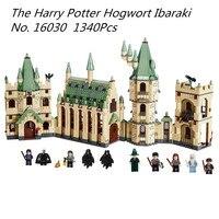 Lepin 16030 Movie Series Harry Potter Hogwarts Castle Building Blocks Bricks Kits Compatible Legoinglys 4842 Toys
