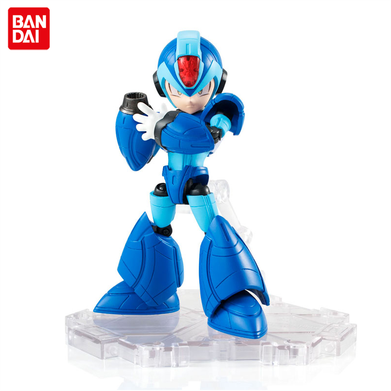 PrettyAngel - Genuine Bandai Tamashii Nations NXEDGE STYLE Mega Man X ROCKMAN X Action Figure юбка pelican юбка