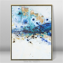 Modern abstract beautiful Colour oil painting Hand painted canvas the sitting room decorative 6