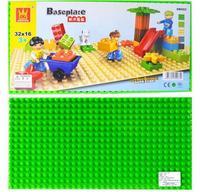 1pcs Big Blocks Base Plate 32 16 Dots 51 25 5 Cm Baseplate Compatible With Legoe