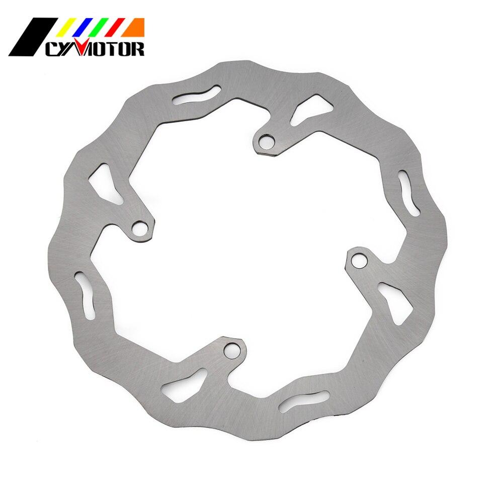 Motorcycle Steel Front Brake Disc For SUZUKI RMZ250 RMZ450 RMZ 250 450 04 05 06 07 08 09 10 11 12 13 14 15 16 17 RMX450Z 10 17