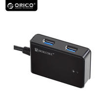 Super Speed 4 Ports USB 3.0 HUB External USB Hub Extended Splitter Support Windows 10/Mac/Linux Removable Multi USB Hub
