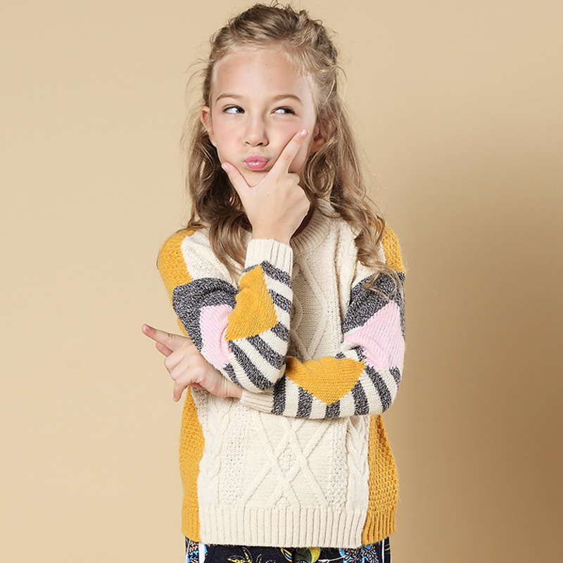 Knitwear, Clothes, Pullover, Girls, Long, Kids