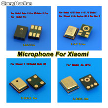 2pcs Microphone Inner MIC Repair Parts For Xiaomi Max2 Max 1 1S 3 5 5S 5X 6 For Redmi 2A 4A 4Pro Note 3 Pro SE/Note 4 4X Global 1s 2s 2a m4 note t8907 w8907
