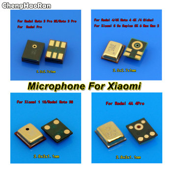 2pcs Microphone Inner MIC Repair Parts For Xiaomi Max2 Max 1 1S 3 5 5S 5X 6 For Redmi 2A 4A 4Pro Note 3 Pro SE/Note 4 4X Global cltgxdd 16models speaker microphones inner mic repair parts for iphone 6 for samsung 9300 for sony for nokia 7610 for pc phone