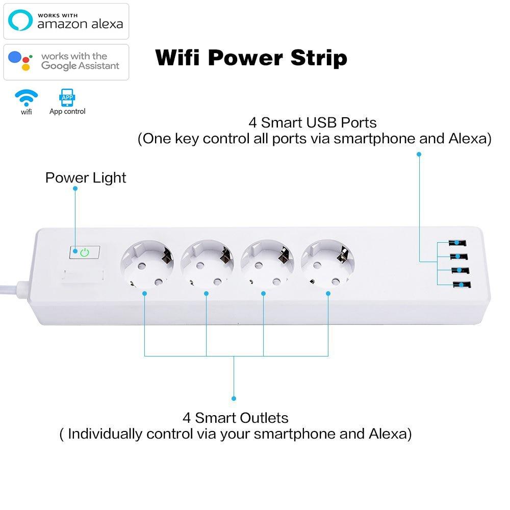 WIFI POWER STRIP-05