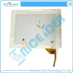 100% Nieuwe 10 ''Inch Touch Screen Digitizer Voor YTG-P97002-F1 P25700B V1.5 Wit Voor Tablet Touch Panel Glas Vervanging