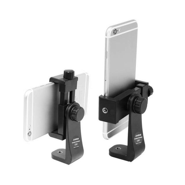 Andoer CB1 plástico teléfono smartphone soporte clip soporte Marcos ...