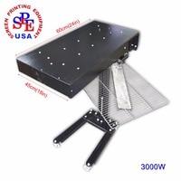 SPE C Flash Dryer 3000W Screen Printing Equipment