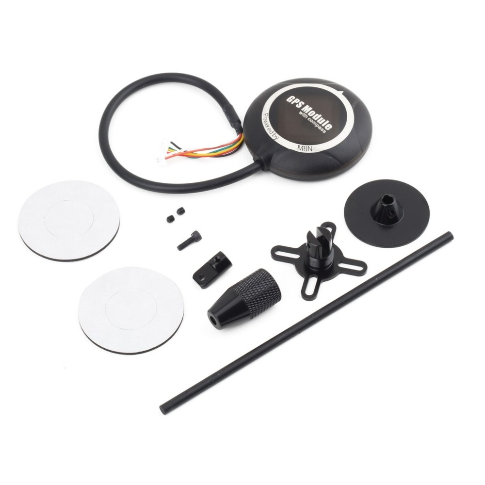 NEO-M8N M8N 8N 8M GPS High Precision GPS Built in Compass w/ Stand Holder for <font><b>APM</b></font> AMP2.6 <font><b>APM</b></font> <font><b>2.8</b></font> APM2.8 Pixhawk 2.4.6 2.4.8 image