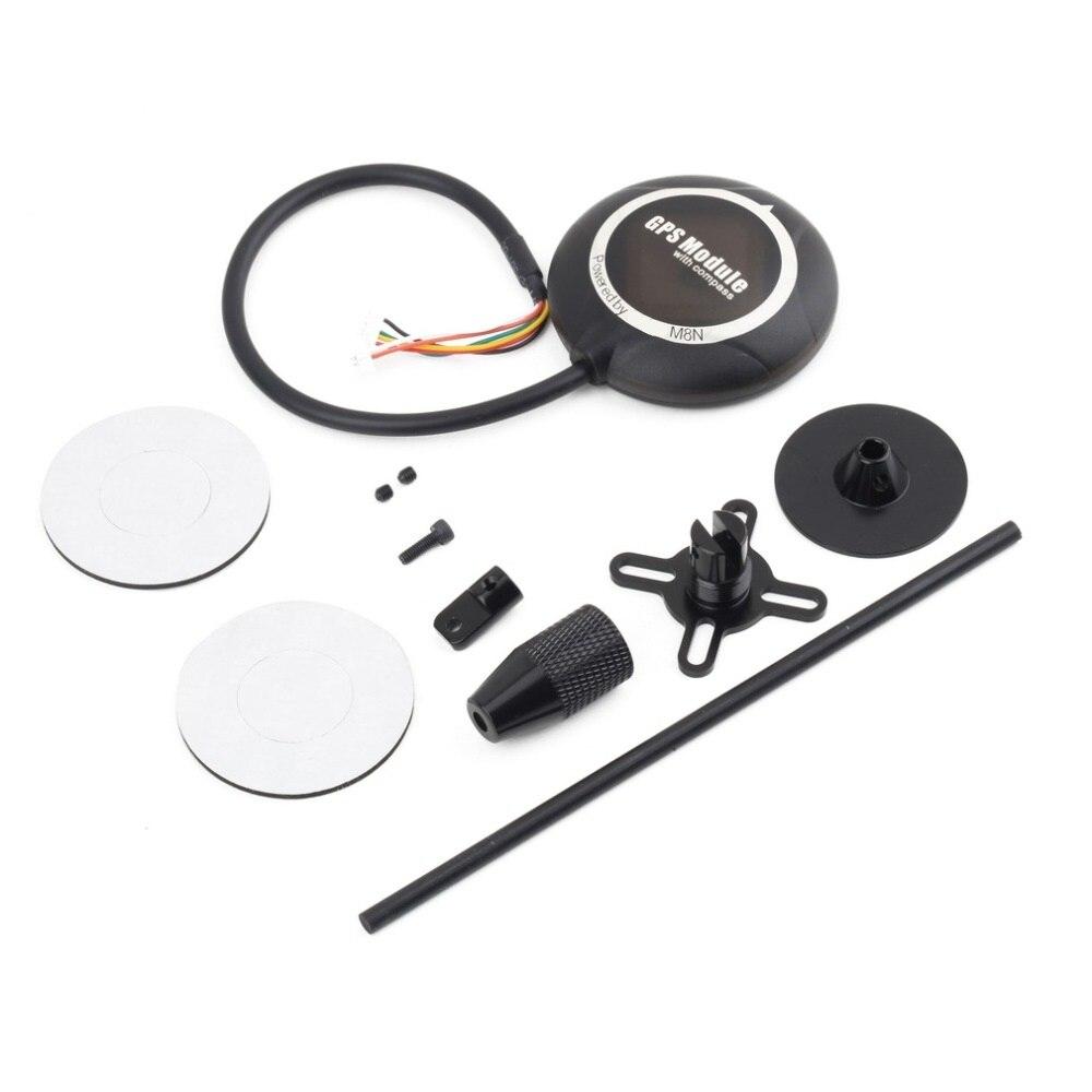 NEO-M8N M8N 8N 8M GPS de Alta Precisão GPS Construído em Bússola w/Stand Holder para APM APM AMP2.6 2.8 APM2.8 Pixhawk 2.4.6 2.4.8