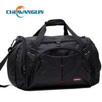 Chuwanglin Nylon Waterproof Bags Men Travel Bags Large Capacity Women Luggage Travel Duffle Bags ZDD05054