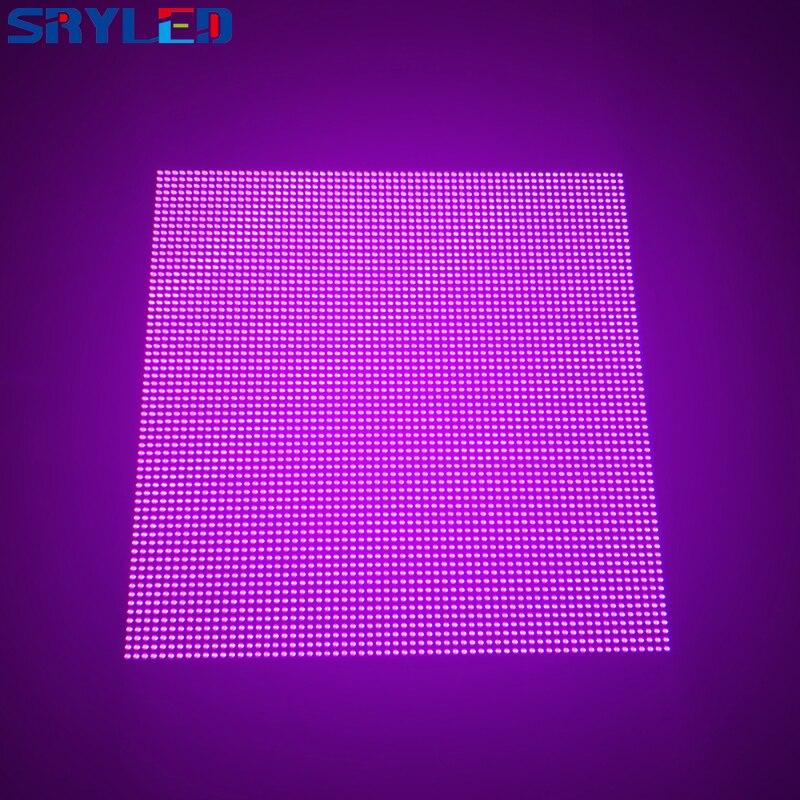 Indoor P2.5 Full Color RGB LED dot matrix module 160*160mm 64*64 pixels