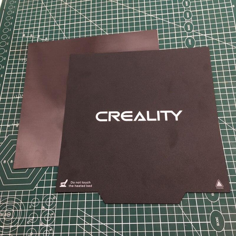 Creality CR-10 S4/S5 3D Printer Flexible Cmagnet Platform Sticker Plate 400/500mm Flexible Magnetic Sticker
