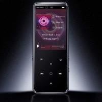 Bluetooth 5,0 MP3 музыкальный плеер встроенный динамик 16G сенсорный ключ 2,4 дюйма TFT цветной экран FM/Диктофон без потерь
