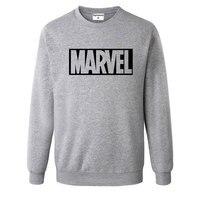 New Super Hero Marvel Sweatshirts Fashion Cotton Men Hoodies Marvel Cool Printed Sweatshirts Men Clothing Free