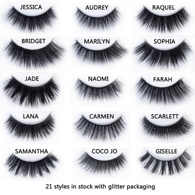 Cat Eye Fake Eyelashes