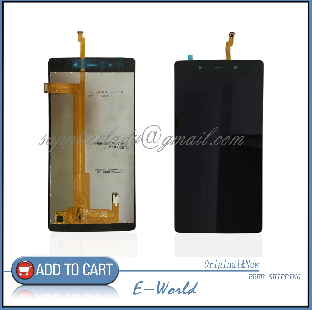 100 Original and new For M4 SS4456 4456 TXDS550SHDPA 78 LCD Display Touch Screen Black Color
