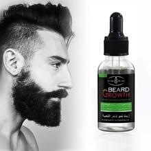 2017 Professional Men Beard Growth Enhancer Facial Nutrition Moustache Grow Bear
