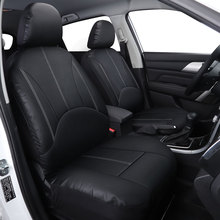 car seat cover covers auto interior accessories leather for citroen pallas c4l c5 c-elysee elysee xsara picasso