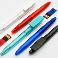 KACO Creative Stationery Gel Pen With USB 16G Office Supplies Unique Gift For Worker Free Shipping