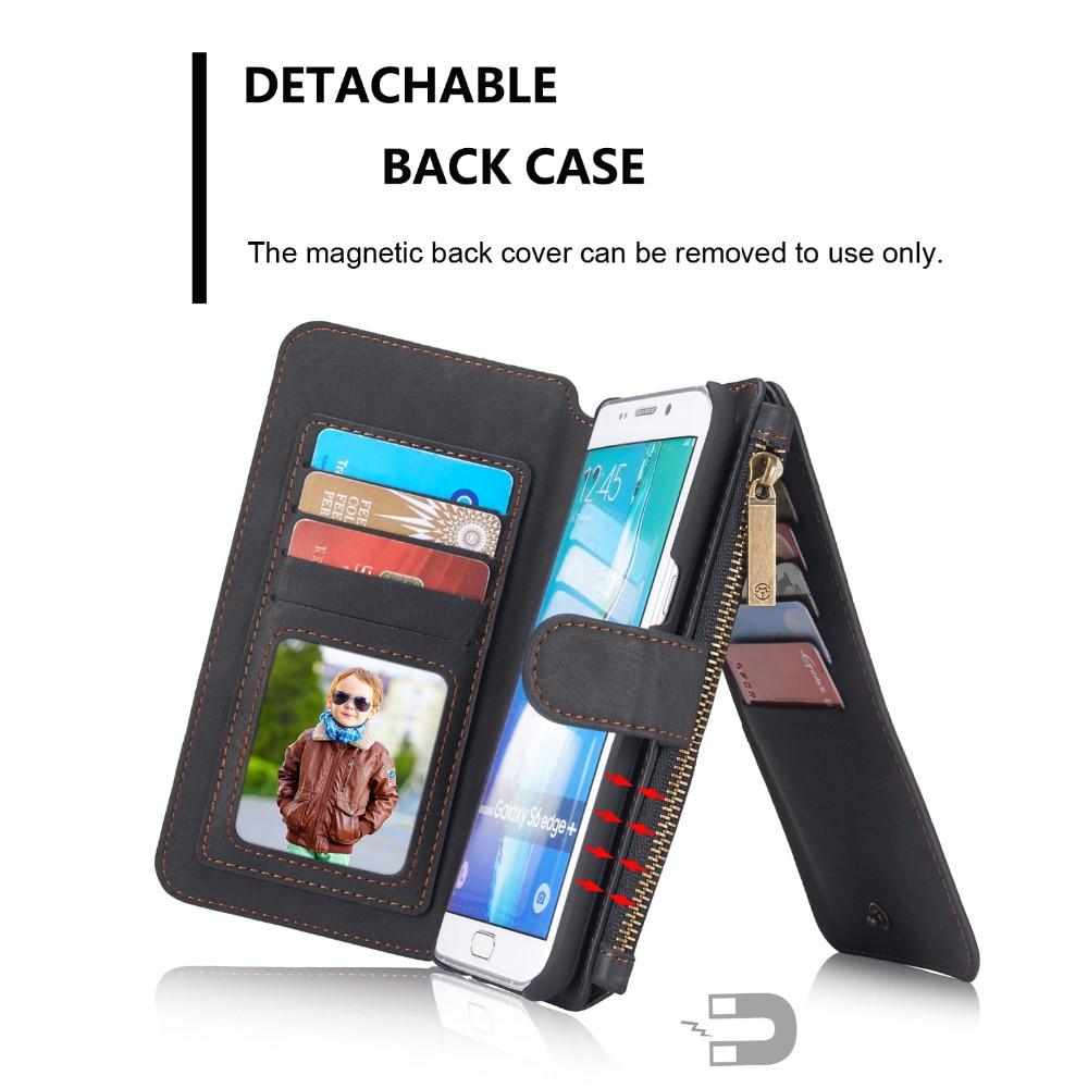 Telefonväska för äkta läderfodral för iPhone X 8 7 6 6s Plus 5s - Reservdelar och tillbehör för mobiltelefoner - Foto 3
