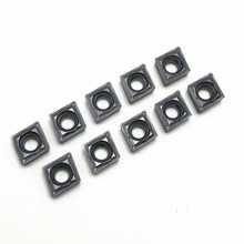 20PCS CCMT060204 SM IC907/IC908 Internal turning tool Carbide insert CNC machine milling cutter