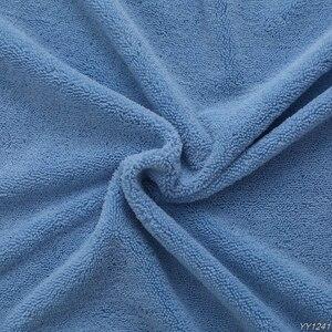 Image 4 - Large Microfiber Drying Towel Car Cleaning Cloths Cloth Auto Care 90x60cm Blue Car Wash Maintenance Kit