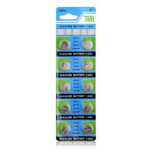 YCDC Дешевые Новые Pilha для часов 10x LR44 A76 AG13 1128MP 1130SO D303 SR47 1166A Батарейная батарейка 1,55 в