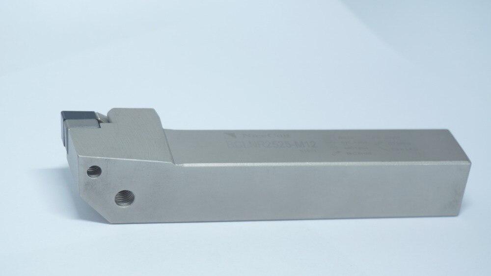 BCLNR2525M12 Nicecutt porte-outil de tournage externe pour CNMG insert porte-outil de tour