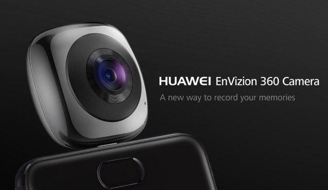 CV60 Original HUAWEI EnVizion 360 Cámara aplicar a Mate30 Pro P30 Pro Mate20 Pro lente de cámara panorámica hd 3D cámara de Deportes En Vivo