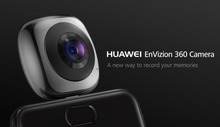CV60 Originele Huawei Envizion 360 Camera Gelden Mate30 Pro P30 Pro Mate20 Pro Panoramisch Camera Lens Hd 3D Live sport Camera