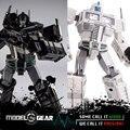 Weijiang modelo tf wei jiang mpp10 mpp10-b transformação robô optimus liga de metal preto branco mpp10-w comandante prime op