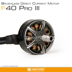 Image 2 - T motor Tmotor F40 PRO III 2306 1600/2400/2600kv Brushless Electrical Motor For FPV Racing Drone FPV Freestyle Frame