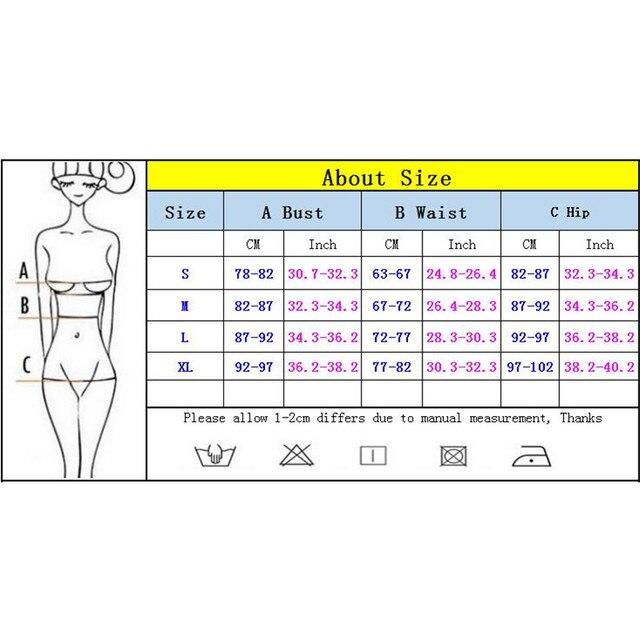 Thong Black 2018 Sexy One Piece Swimsuit Solid Female Women Fused Swimwear Backless White Brazilian May Bather Monokini XL 5