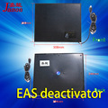 excellent EAS RF LABEL DEACTIVATOR flash and sound alarm system  8.2Mhz eas label deactivator with strong performance