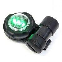 Element Airsoft IR Seals SOS VIP Light Tactical Strobe Safety Signal Helmet Light Survival Hunting Flashlight EX079
