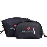Cartoon Cosmetic Bags Small Portable Makeup Bag Women Travel Organizer Professional Storage Make Up Bag Case
