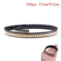 100 PCS SMD 5630/5730 большой чип 0,5 W высокой мощности теплый белый светодиодный свет